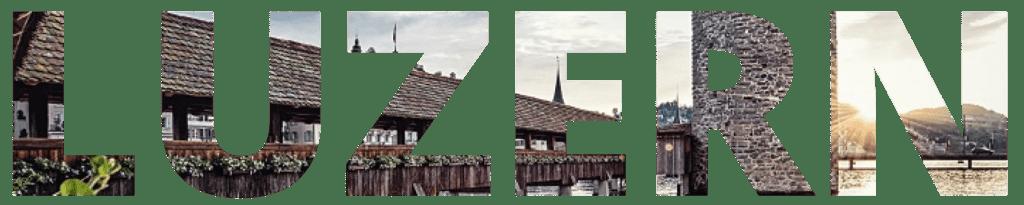 Foto von der Kappelbrücke in Luzern