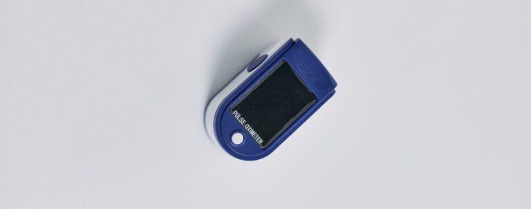 Pulsoximeter - 2021 im Trend