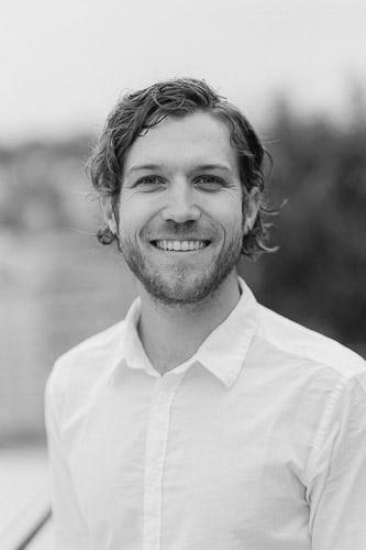 Mitarbeiter-Portrait von David Lütolf